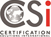 CSI Certification