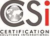 CSI Certification